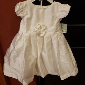 Carter's dress sz 18m NWT